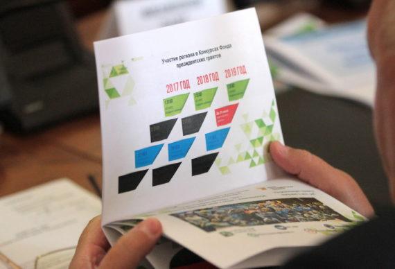 Фонд президентских грантов выделил на поддержку 18 липецких проектов почти 35 млн рублей