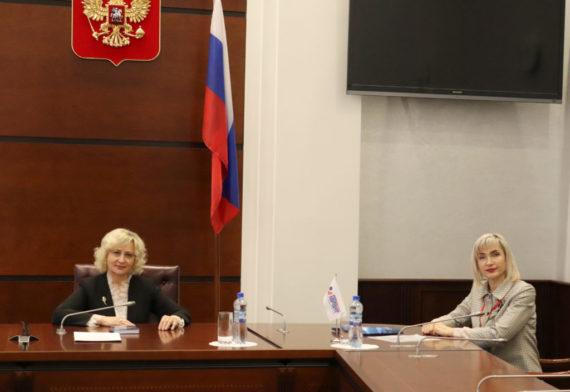 В Арбитражном суде Липецкой области при поддержке ООО «Гарант-Сервис» состоялась интернет-конференция с председателем суда Т.М.Щедухиной