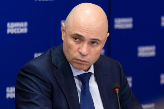 Игорь Артамонов встретился с Дмитрием Медведевым