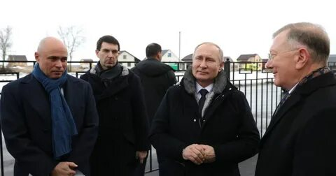 Владимир Путин встретился с представителями общественности в Липецкой области